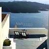 View from Santorini, Greek Isles