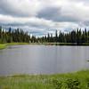 Tranquil scene in Alaska
