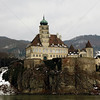 View in the Wachau Vallery as our riverboat cruises down the Danube River.