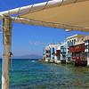 Little Venice of Mykonos, Greek Isles